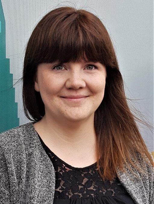 Ágústa Katrín Auðunsdóttir, forstöðumaður fjármálasviðs Eignaumsjónar.