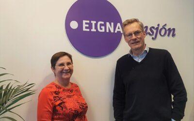 Þökkum Elsu vel unnin störf hjá Eignaumsjón